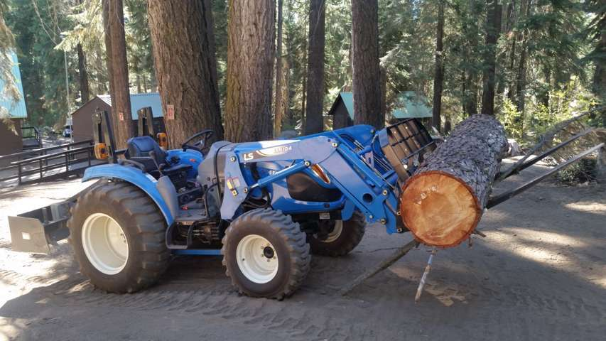 LS Tractor XR4100 Series – Pete & Son's Inc